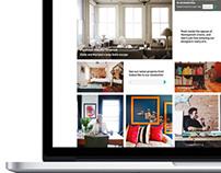 Homepolish Web Design