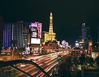 East to West: Las Vegas & Los Angeles
