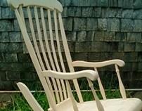 Keinutuoli (rocking chair)