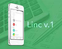 Linc Mobile App and Branding