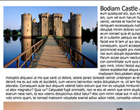 Bodiam Castle Article