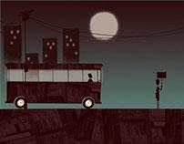 JAM | A short film to promote Public Transportation