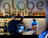 GLOBE / drinks shots