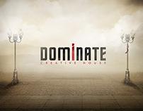 Dominate Creative House Flash Website