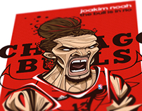 Noah and Rose - The Bulls were in Brazil