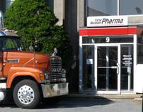 First Boston Pharma Corporate Identity Project