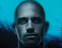 Creative Exploratory - Kelly Slater Movie Poster