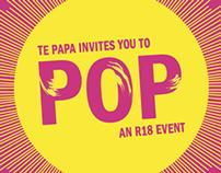 Warhol:POP Event