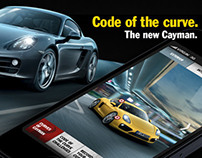 Porsche - Code of the curve