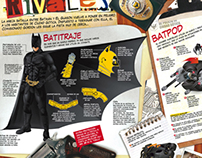 The Dark Knight -- Infographic
