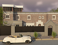 """Barrio Italia"" Arquitecture Project"