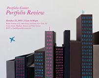 New York Portfolio Review Poster