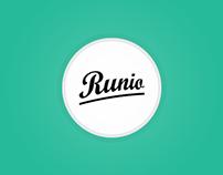 runio   Mobile HTML/CSS Portfolio Template