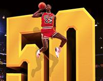 Sports Illustrated x MJ