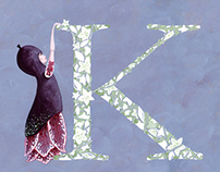 The Alphabet Series J K L