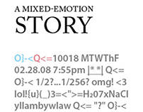 """""""A mixed-emotion story"""""""