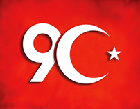 Cumhuriyetimizin 90.Yılı - Mailing Çalışması