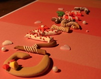 Polymer Clay Christmas Type