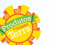 Produtos da Nossa Terra - Project