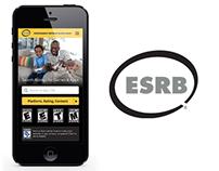 ESRB Responsive Website
