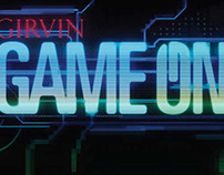 GIRVIN | GAME ON