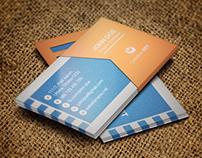 Corporate Business Card - 01