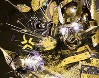 Yellow Armor