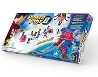 Power Play II- Rebranding Design