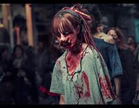 Childhood - Zombie Walk Paris 2013