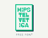 Hipstelvetica Free Font