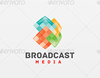 BroadCast Media - Logo Template
