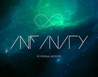 Infinity by Original Mockups