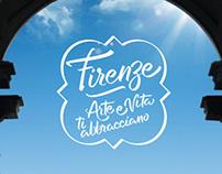 Firenze logo - City branding contest
