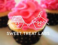 Sweet Treat Labs Identity