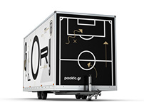 Pride & Glory / PAOK FC Official Mobile Boutique