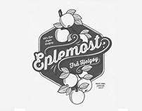 Label for apple cider giveaway