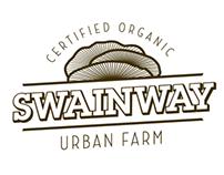 Swainway Urban Farm   Visual Identity & Product Labels