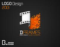 DFRAMES [ Logo Design ]