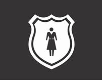 Raksha: Windows mobile women safety app.