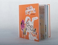 "The children book "" Kiškis drąsuolis"" 2013"