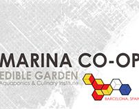 Marina Co-op Edible Garden & Aquaponics Institute