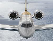 Gulfstream G550 visions edition