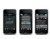 Adagio Smartphone App