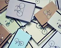Cuadernos para Bicicletas Antiguas Restauradas