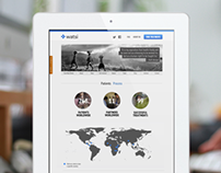 Watsi transparency pages