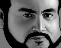 Caricature   Digital Painting
