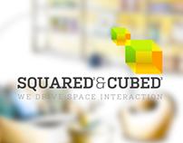 Squared & Cubed Logo