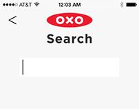 OXO iOS app (concept)