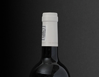 Black Elephant Vintners Wine Labels