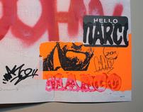 DOHWZ / mARco Archive 09-10 zine